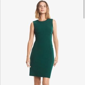 M.M. LaFleur Shirley Dress- Viridian